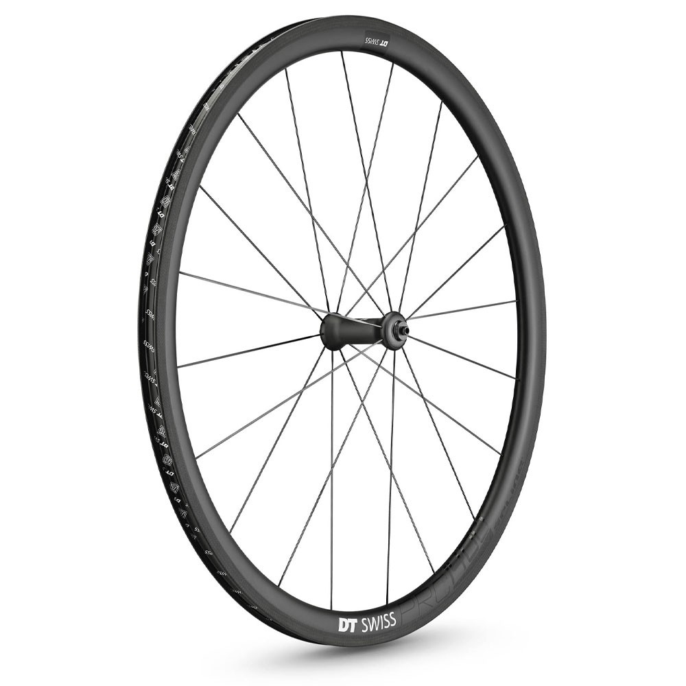 DT Swiss DT Swiss PRC 1400 SPLINE 35mm Clincher Front Wheel