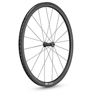 DT Swiss PRC 1400 SPLINE 35mm Clincher Front Wheel