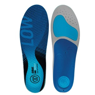 Sidas 3Feet Run Protect Low Arch Footbed