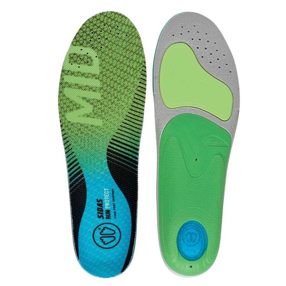 Sidas 3Feet Run Protect Medium Arch Footbed