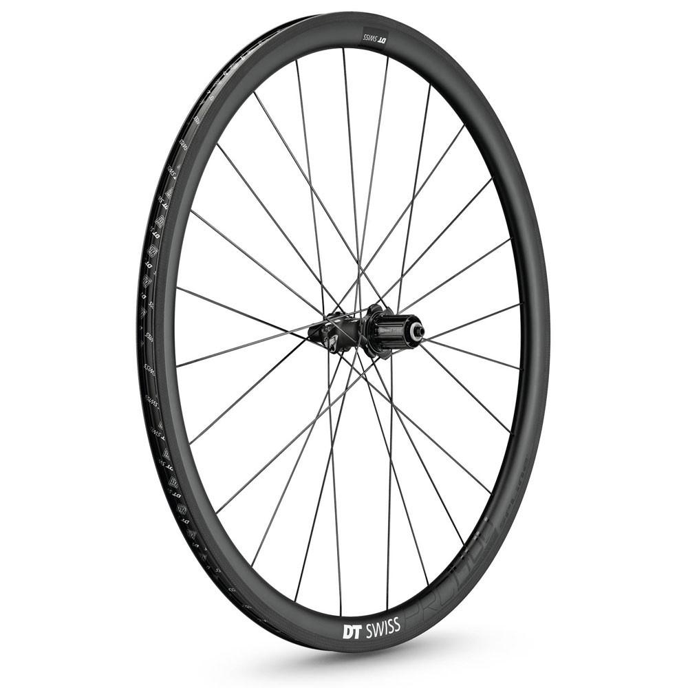 DT Swiss PRC 1400 SPLINE 35mm Clincher Rear Wheel