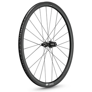 DT Swiss PRC 1400 SPLINE 35mm Clincher Rear Wheel