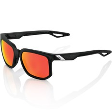 100% Centric Sunglasses with HiPER Red Mirror Lens