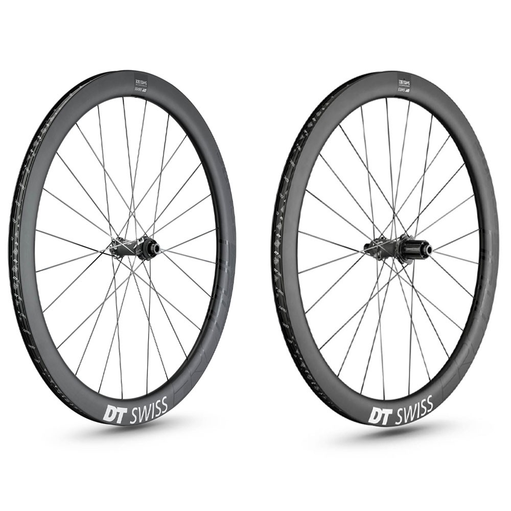 DT Swiss ERC 1400 SPLINE Clincher Disc Brake Wheelset