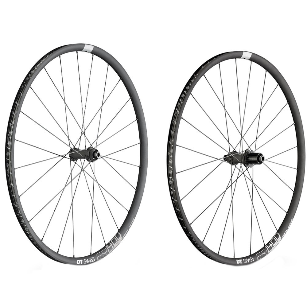 DT Swiss ER 1400 SPLINE Clincher Disc Brake Wheelset