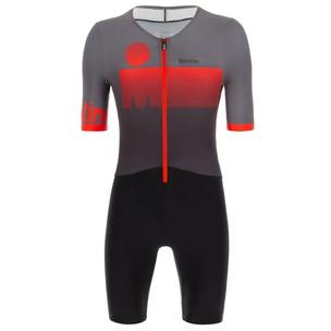 Santini Ironman Audax Short Sleeve Trisuit