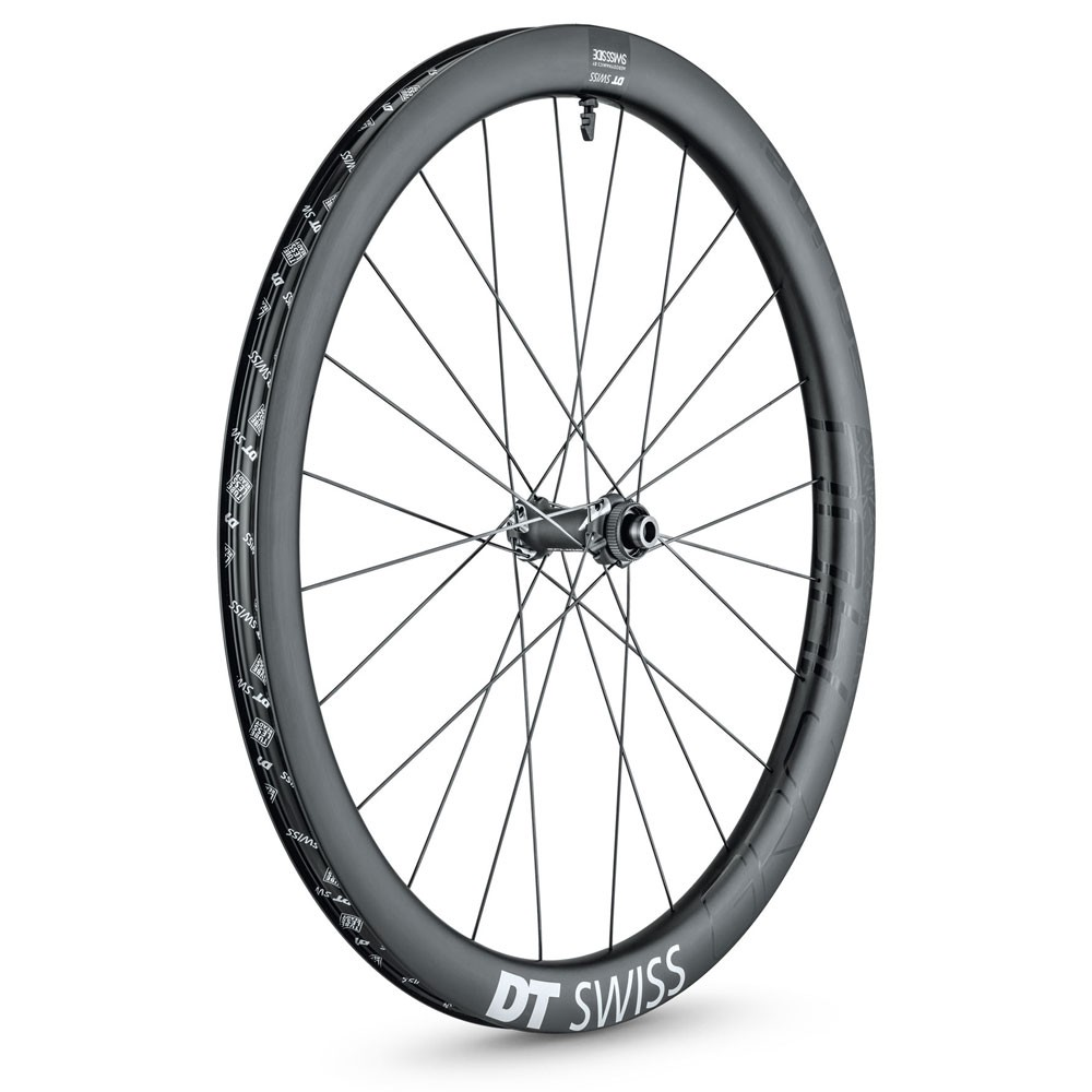 DT Swiss DT Swiss GRC 1400 SPLINE 42mm Clincher Disc Front Wheel