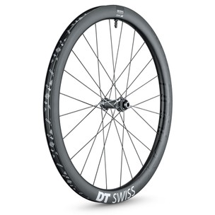 DT Swiss GRC 1400 SPLINE 42mm Clincher Disc Front Wheel