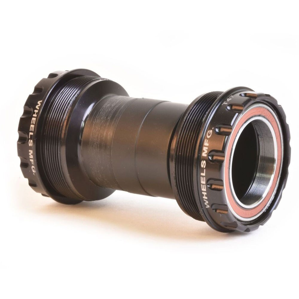 Wheels Manufacturing T47 Angular Contact Outboard Bottom Bracket For 30mm Cranks