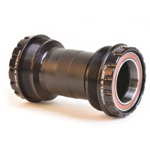 Wheels Manufacturing Wheels Manufacturing T47 Angular Contact Outboard Bottom Bracket For 30mm Cranks