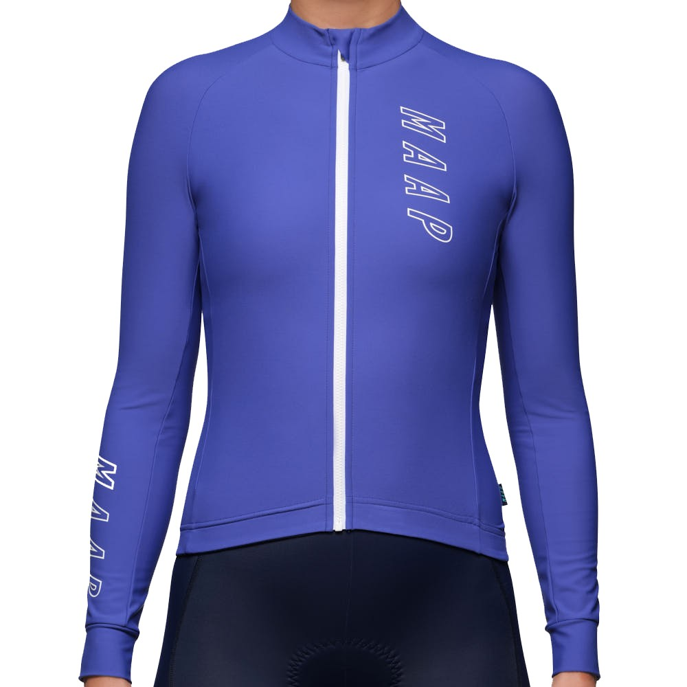 MAAP Training Womens Long Sleeve Jersey
