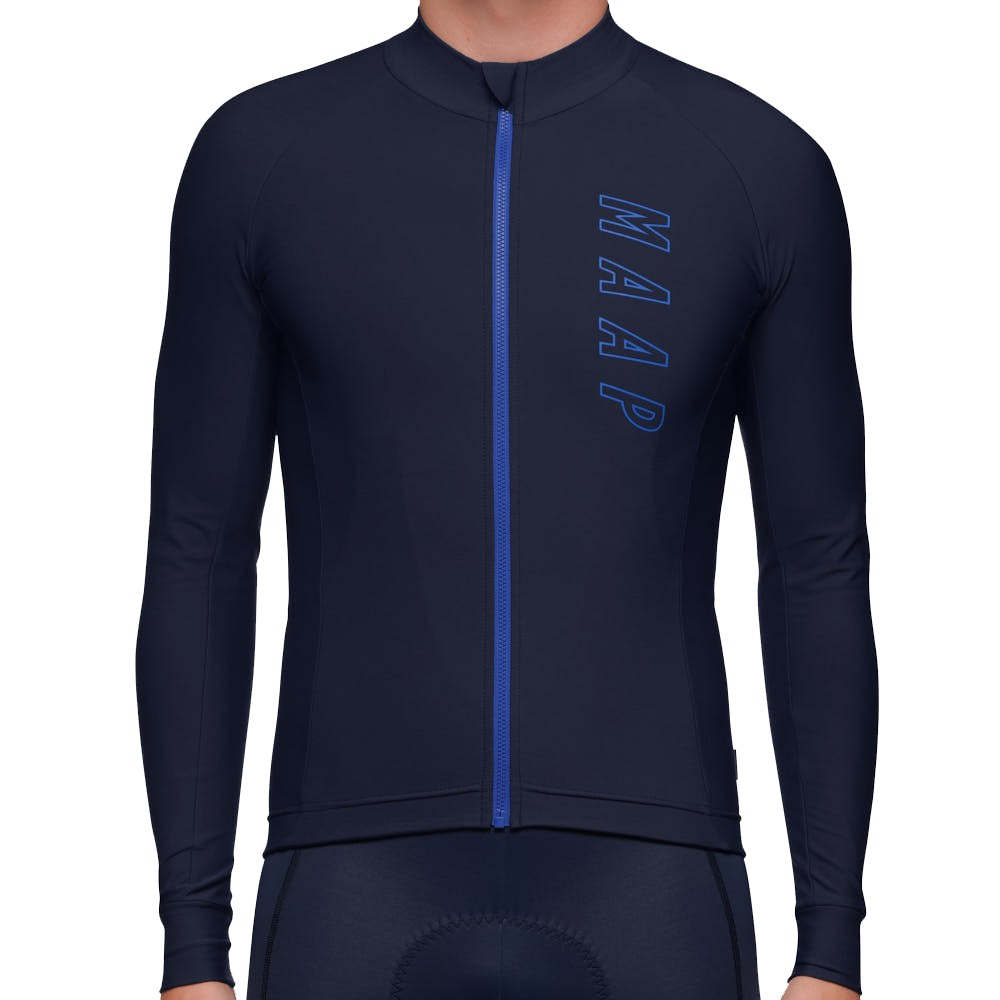 MAAP Training Thermal Long Sleeve Jersey