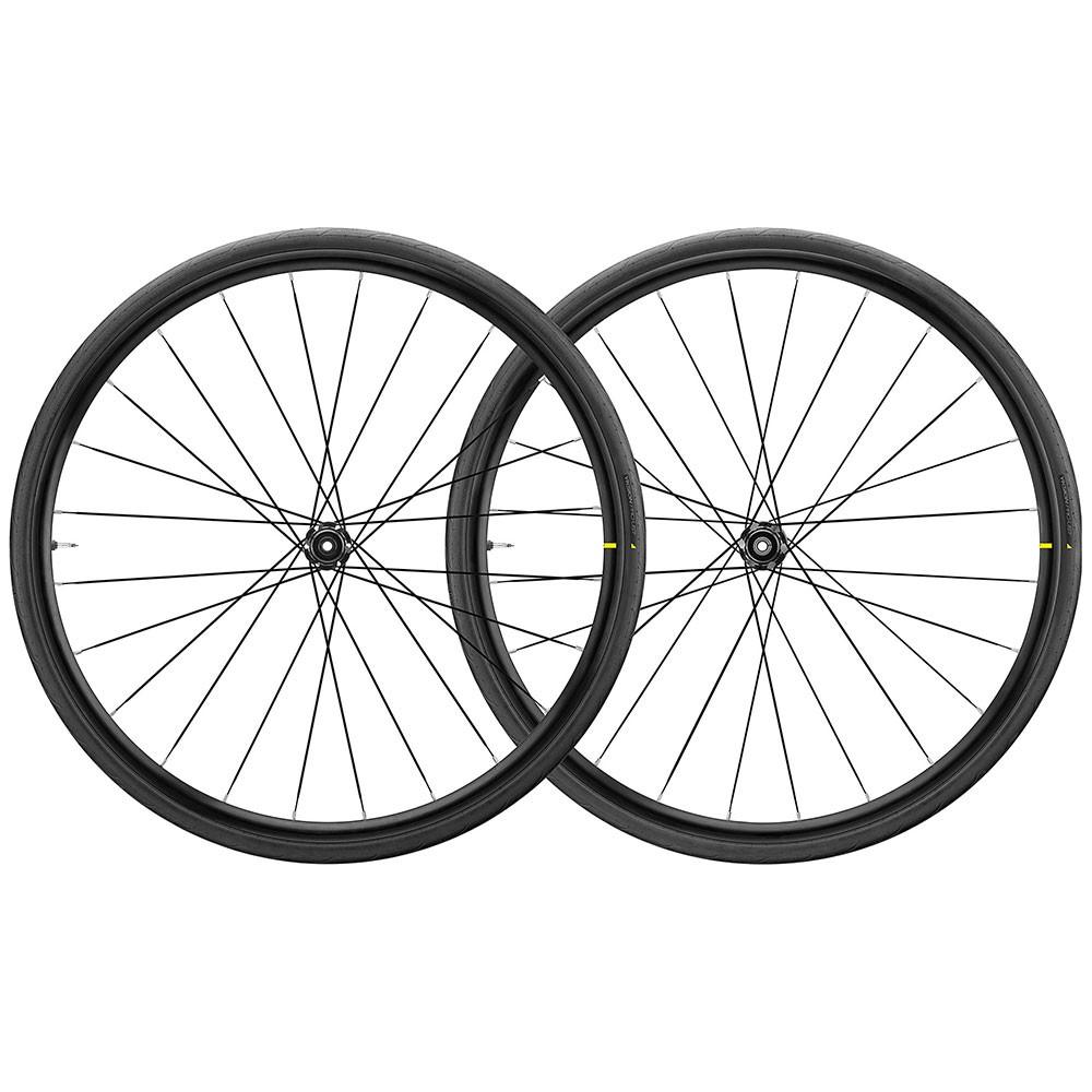 Mavic Aksium Elite Evo UST Disc Wheelset 2020