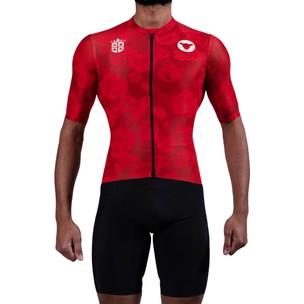 Black Sheep Cycling LTD Worlds United Kingdom Short Sleeve Jersey