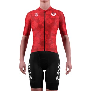 Black Sheep Cycling LTD Worlds United Kingdom Womens Short Sleeve Jersey