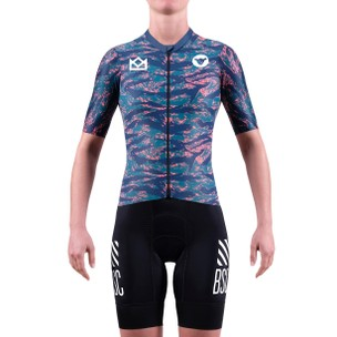 Black Sheep Cycling LTD Worlds Italy Womens Short Sleeve Jersey