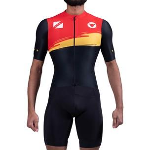 Black Sheep Cycling LTD Worlds Belgium Short Sleeve Jersey
