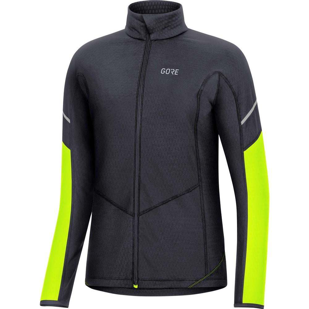 Gore Wear M Womens Thermo Long Sleeve Zip Running Shirt