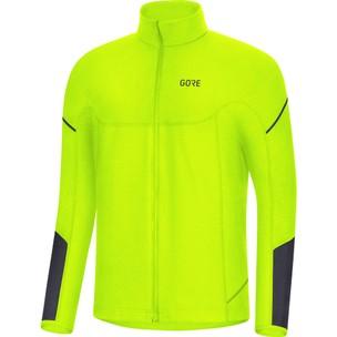Gore Wear M Thermo Long Sleeve Zip Running Shirt