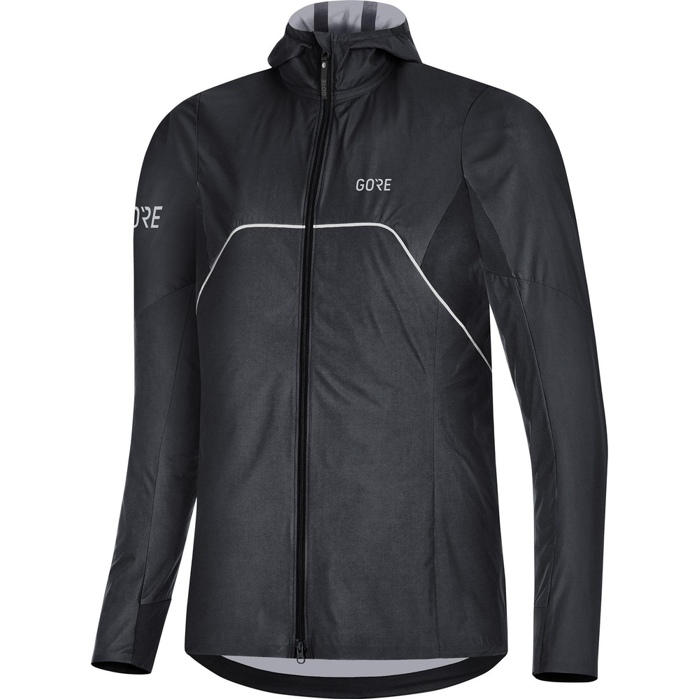 Gore Wear R7 Gore-Tex Shakedry Womens Trail Running Hooded Jacket