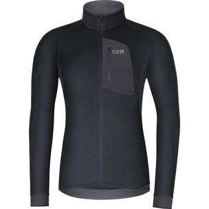 Gore Wear Thermo Full Zip Running Top