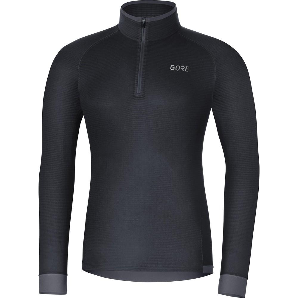 Gore Wear Thermo Light Quarter Zip Running Top