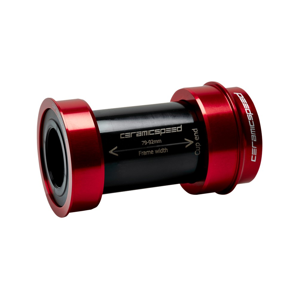 CeramicSpeed BBright Shimano Coated Bottom Bracket