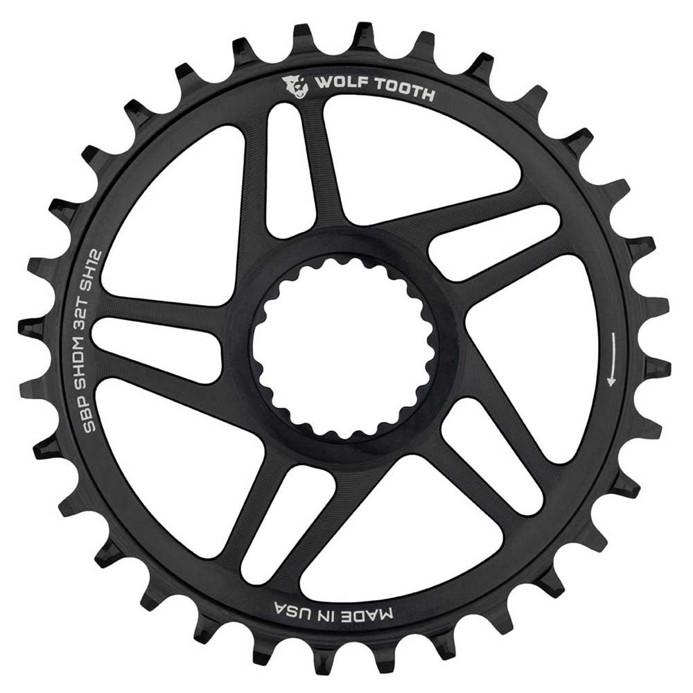 Wolf Tooth Components Direct Mount Shimano 12-Speed Hyperglide+ Boost Chainring