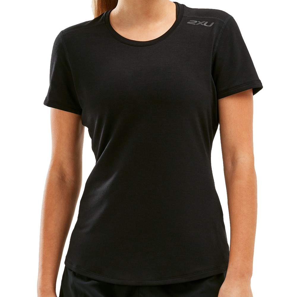 2XU Heat Short Sleeve Womens Run Top