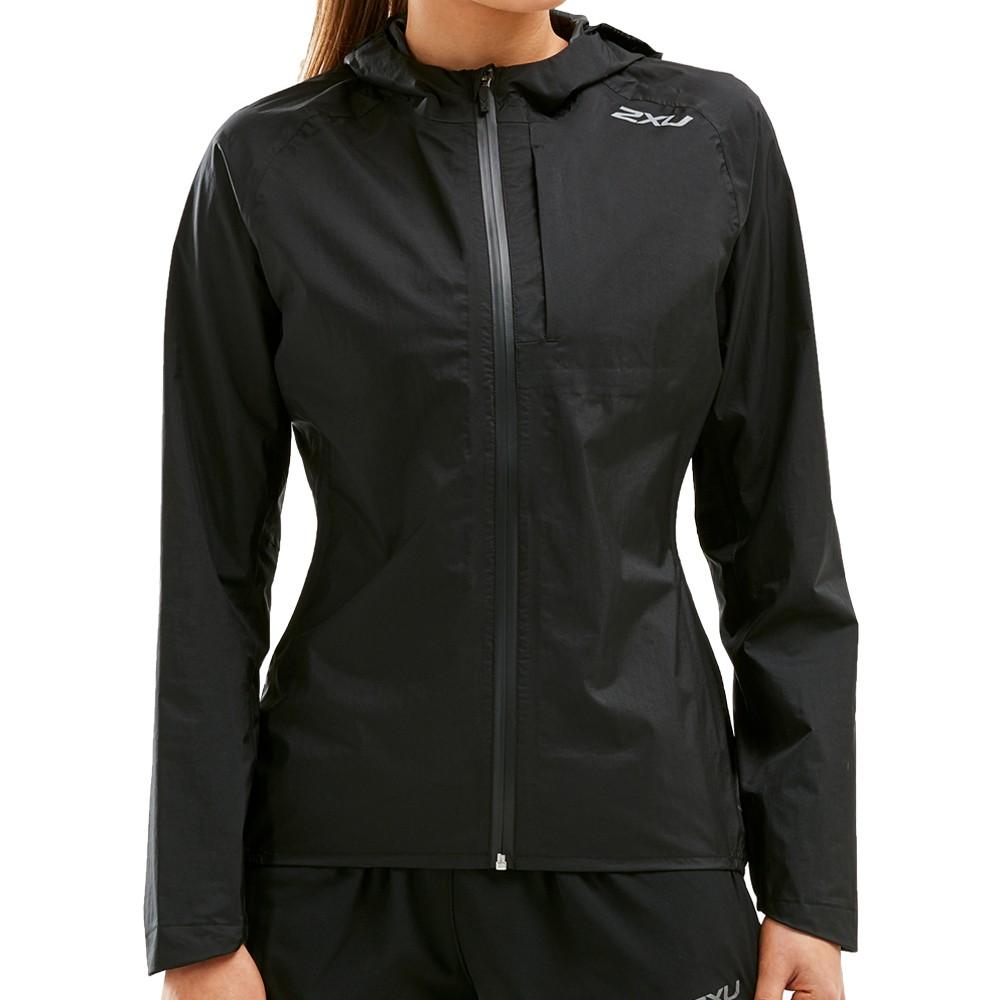 2XU Pursuit AC Womens Rain Running Jacket