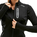 2XU Wind Defence Womens Membrane Run Vest