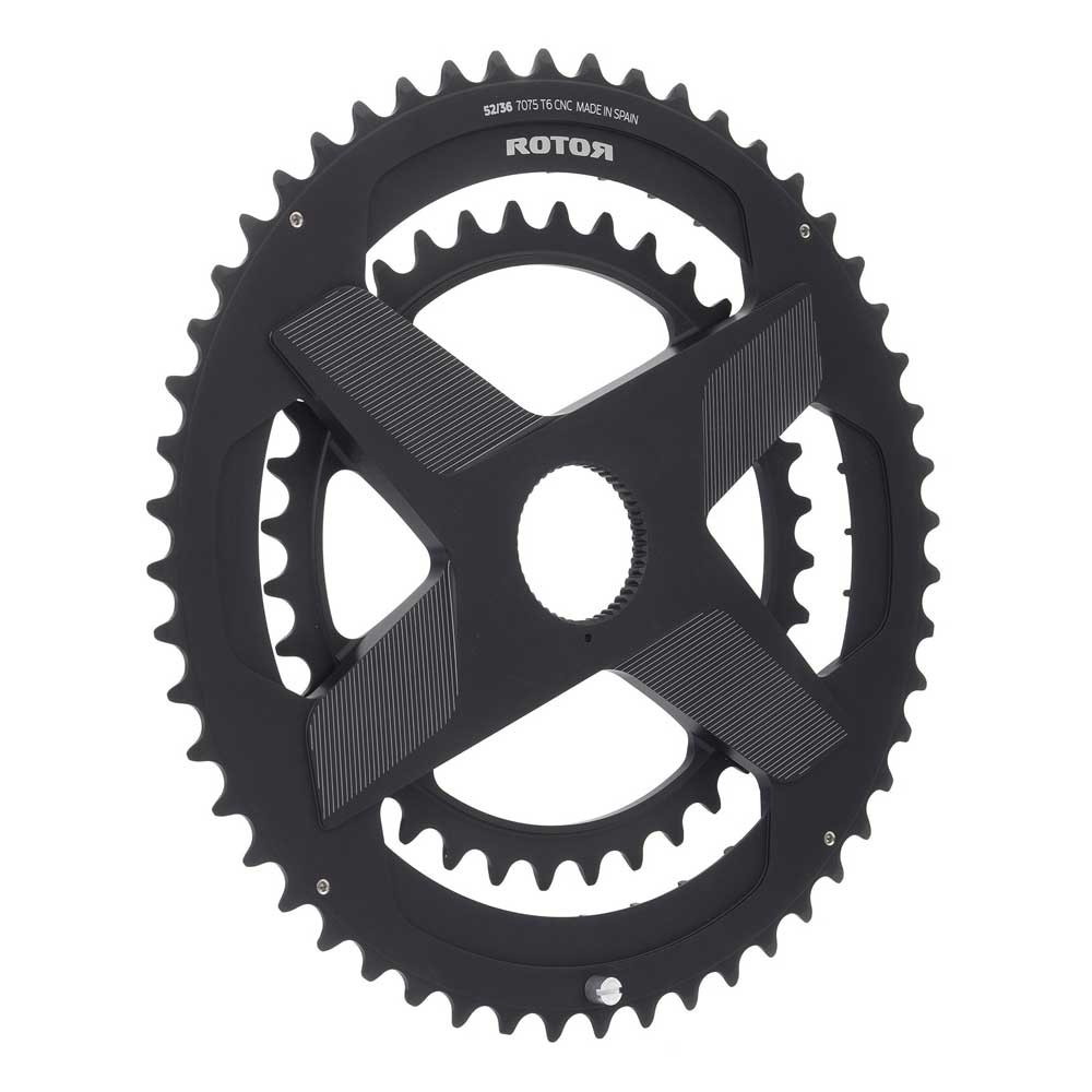 Rotor Aldhu Vegast Direct Mount No Q Round Chainring Set