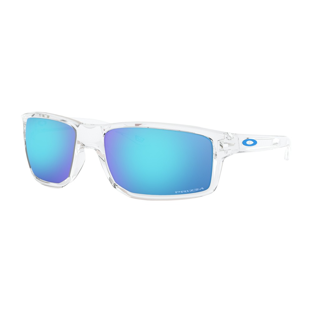 Oakley Gibston Sunglasses With Prizm Sapphire Lens