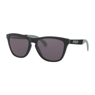Oakley Frogskins Metallic Sunglasses With Prizm Grey Lens