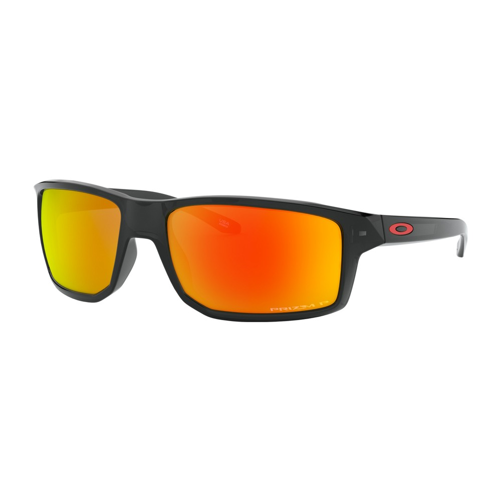 Oakley Gibston Sunglasses With Prizm Ruby Polarized Lens