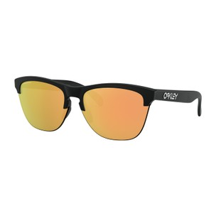 Oakley Frogskins Lite Sunglasses With Prizm Rose Gold Lens