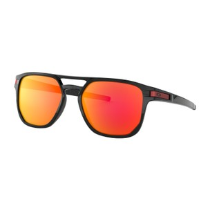 Oakley Latch Beta Sunglasses With Prizm Ruby Lens