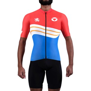 Black Sheep Cycling LTD Worlds Netherlands Short Sleeve Jersey