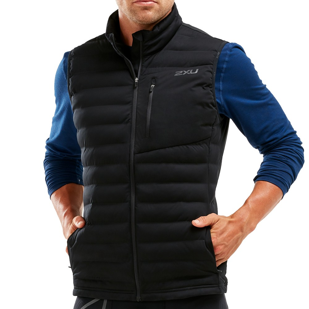 2XU Pursuit Insulated Running Vest