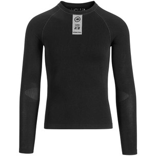 Assos Skinfoil Spring Fall Long Sleeve Base Layer