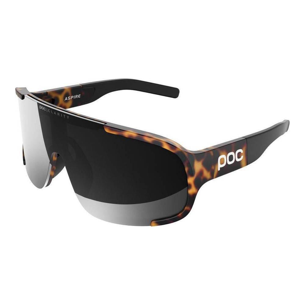 POC Aspire Sunglasses With Violet/Silver Mirror Lens