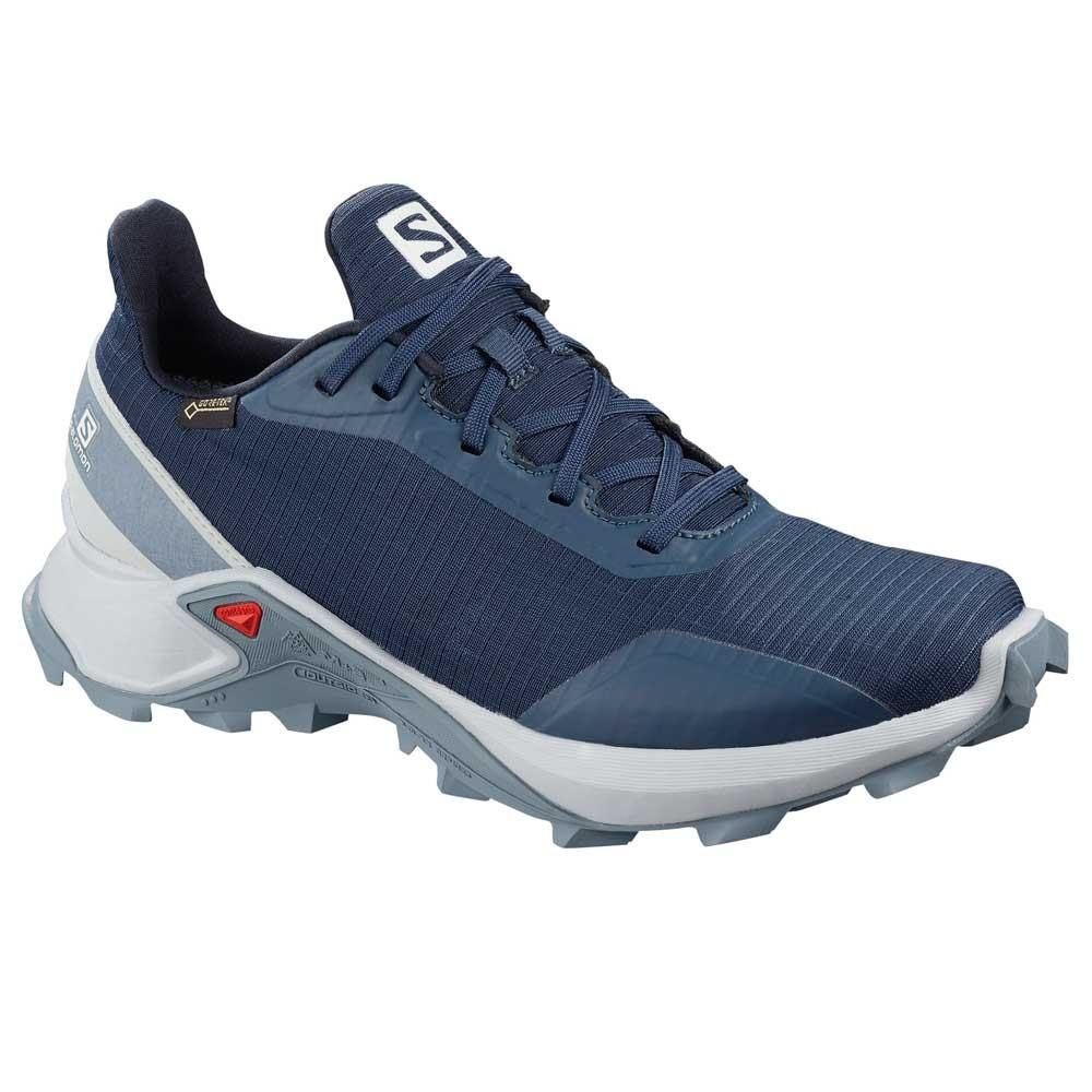 lucidatura Viaggio blocco stradale  Salomon Alphacross GTX Womens Trail Running Shoes | Sigma Sports