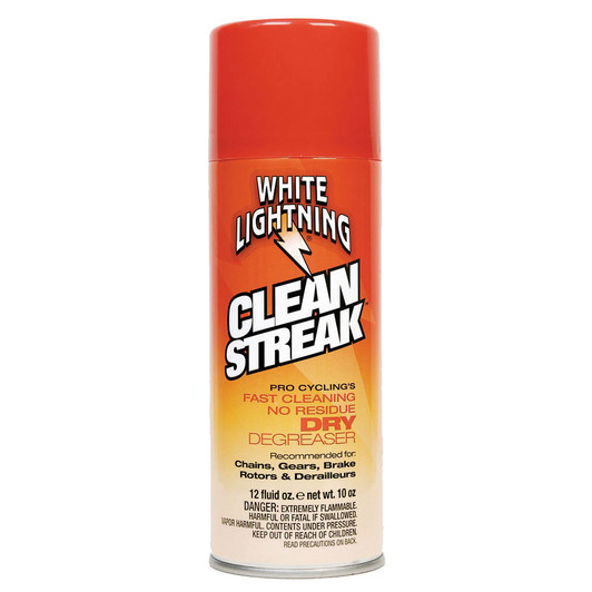 White Lightning Clean Streak Spray Degreaser 400ml