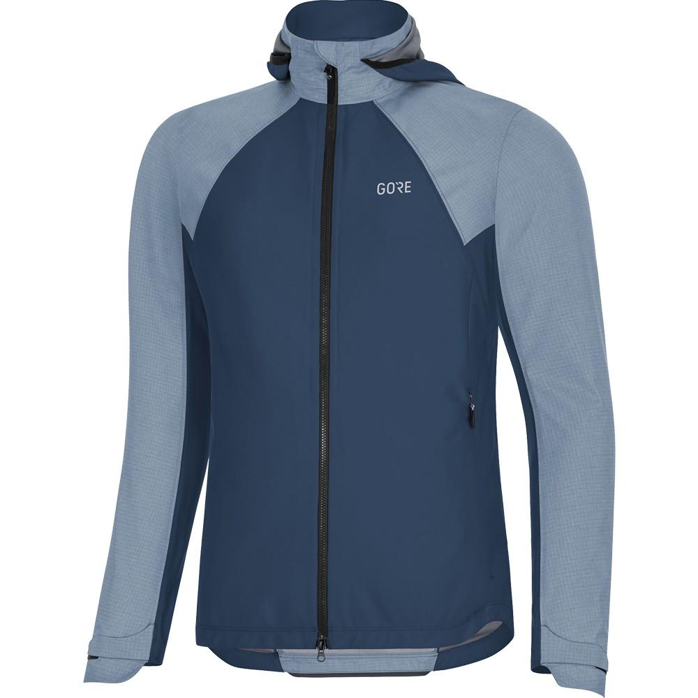 Gore Wear C5 Gore-Tex Infinium Womens Hybrid Hooded Jacket