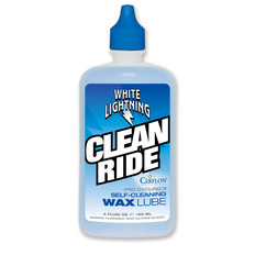 White Lightning Clean Ride Lubricant 120ml