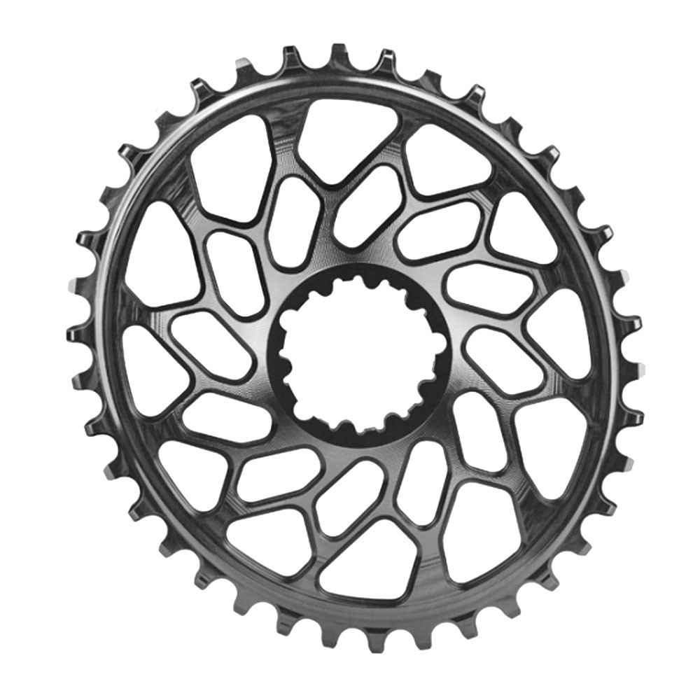 AbsoluteBLACK CX Oval SRAM Chainring