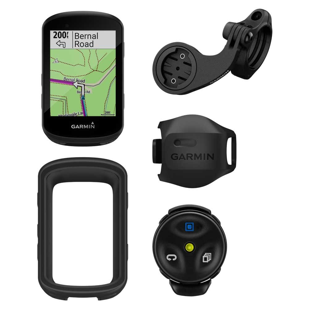 Garmin Edge 530 GPS Enabled Computer Mountain Bike Bundle