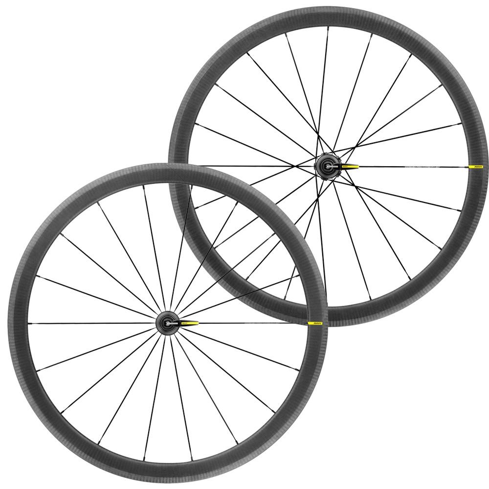 Mavic Cosmic Pro Carbon UST No Tyre Wheelset