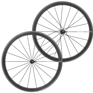 Mavic Cosmic Pro Carbon UST No Tyre Wheelset
