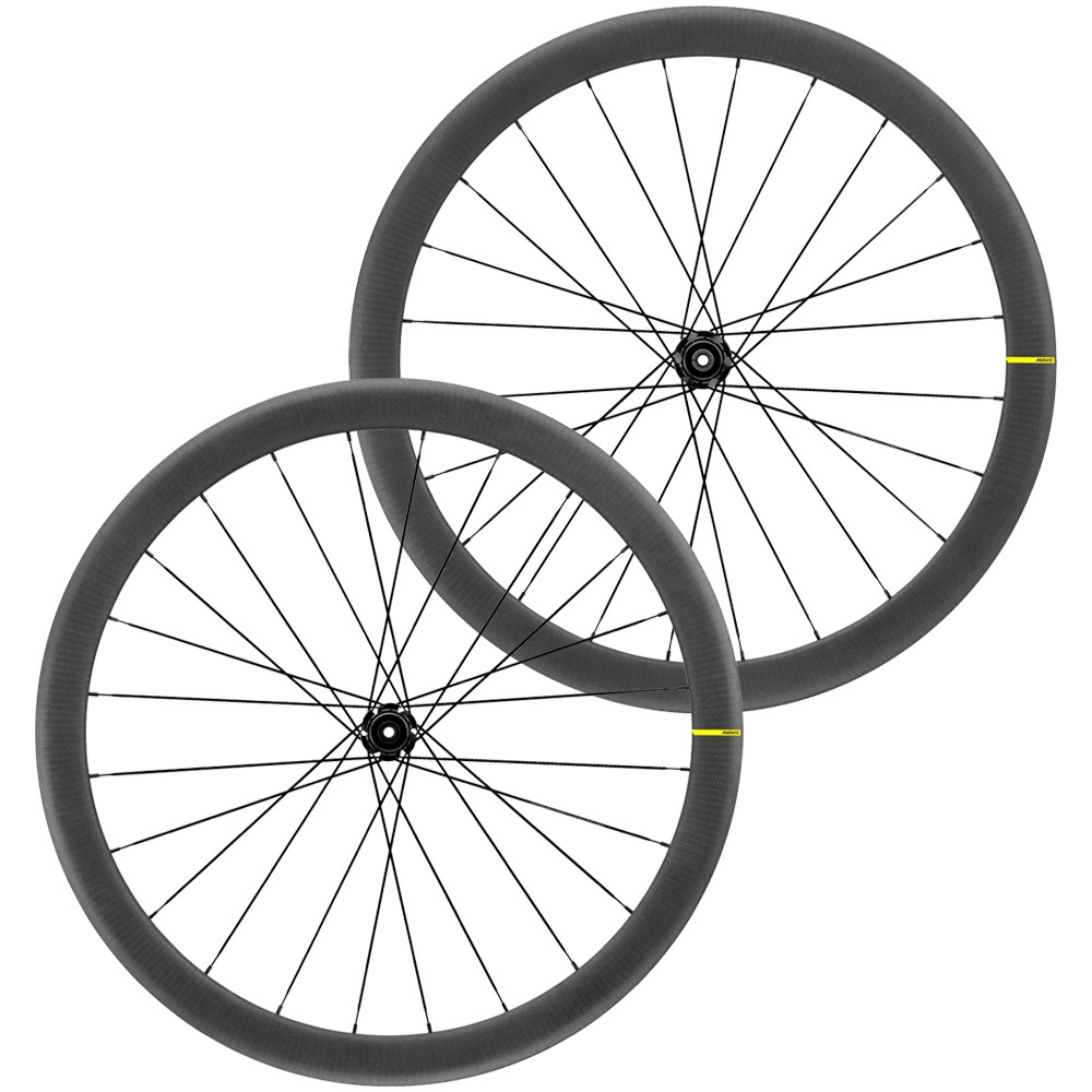 Mavic Cosmic Pro Carbon UST Disc No Tyre Wheelset